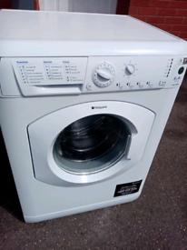 A+ class 6kg Hotpoint washing machine