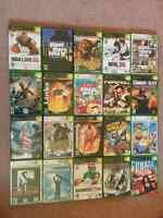 XBox, XBox360, and PS3 games