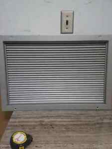 20 - brand new vents for doors