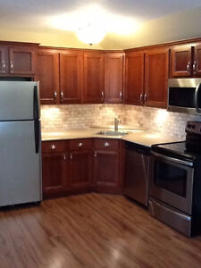 New 1 Bed  - 1 bath Executive Style Apartment with water view !