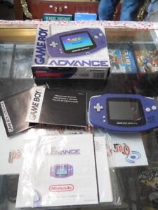 Game Boy Advance and Games SALE !!!