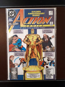 Action Comics #600 giant issue, featuring Superman