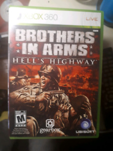 Brothers in arms hells highway - xbox 360 game