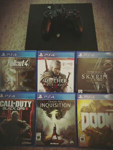 Awesome PS4 & Lots of Games