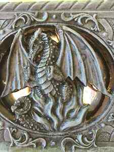 Medieval / Gothic / Merlin / Dragon / Sabre Mirror West Island Greater Montréal image 4