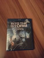Into the storm on blu Ray! $10 firm brand new sealed!