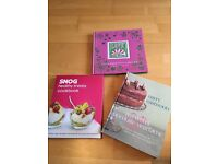 3 cooking books for £10