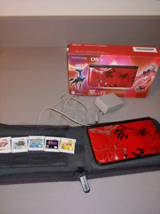 Xerneas/Yveltal Red Edition Nintendo 3DS XL