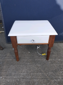 Small one drawer table