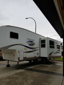 2007 Copper Canyon 30 ft 5th Wheel 276FWRLS