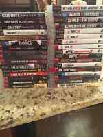 PS3 with 33 Games
