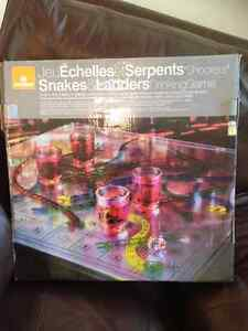 Jeu serpent/échelle shooter