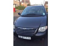 Chrysler grand voyager diesel 2.8 crd limited XS automatic