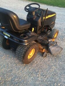 Poulin Pro Riding Mower Stratford Kitchener Area image 6
