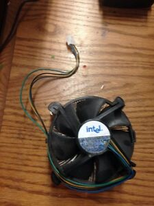 Intel Fan & Heat Synk