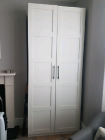 PAX IKEA wardrobe 236cm high