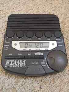 Tama Rhythm Watch RW105 drummer's metronome