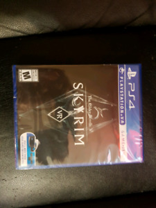 Skyrim VR for PSVR