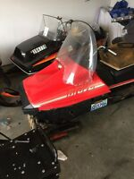 Yamaha bravo complete part out