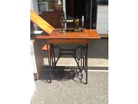 The Royal ruby sewing machine