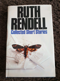 ** REDUCED ** Ruth Rendell . A collection of short stories