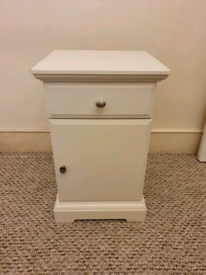 Bedside table used