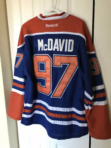 Connor McDavid Jersey - New - MUST GO -  Only $50!!