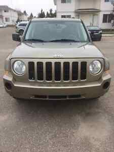 2008 Jeep Patriot - ONLY 82000 KMS !!!!!!!!! Edmonton Edmonton Area image 4