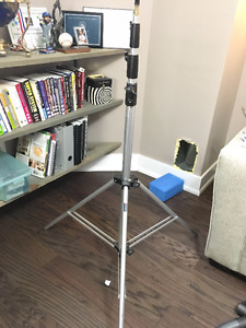 BOGEN MANFROTTO Microphone stand Lightstand Light Heavy Duty