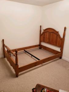 Palliser Pine 5 Piece Bedroom Set