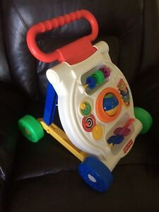 Fisher Price toddler's walking/activity toy.