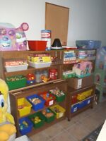 Tweetypies Home Daycare in Selkirk Mb has child care spots