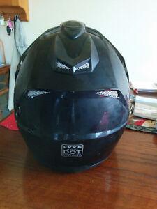 CKX snowmobile helmet men's large Peterborough Peterborough Area image 3