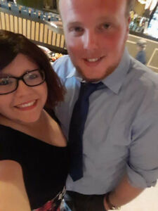 Young Mature Couple looking for apartment