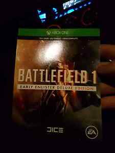 Battlefield 1 Deluxe Edition  West Island Greater Montréal image 1