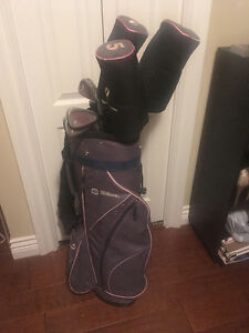 Complete Womans Golf Club Set