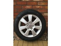 5x112 Genuine Seat Alloys (Great condition alloys and tyres are perfect too)