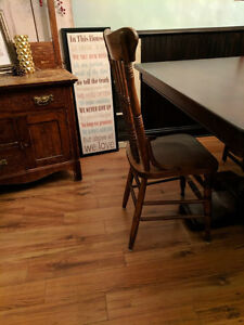 Dining room chairs Stratford Kitchener Area image 3