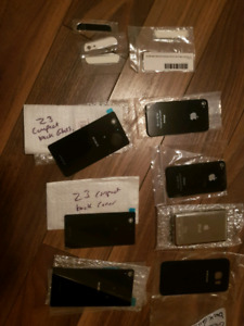 Various cell phone and ipod and tablet parts