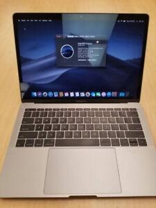 """2017 Macbook Pro - 13"""" i5 2.3ghz 128gb"""
