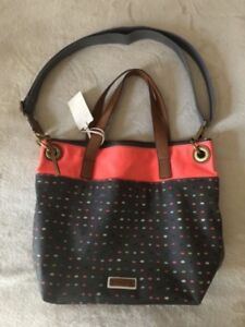 Fossil brand large tote
