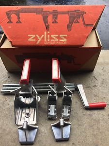 Zyliss Swiss Made Clamping System NEW