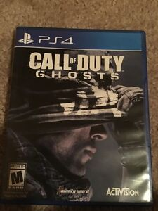 Call of duty ghosts Kitchener / Waterloo Kitchener Area image 1
