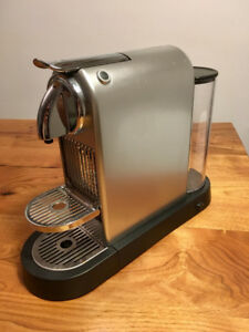 Nespresso Citiz D110 - Machine à café
