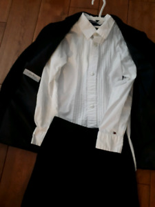 Child suit /black color