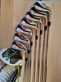 Taylormade R11 irons & Taylormade RBZ 10.5 Driver for sale (As a set)