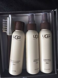 Sheepskin ugg cleaning kit