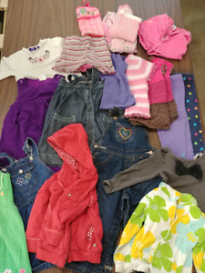 24 mth Girls clothing lot