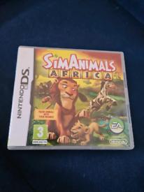 Sim Africa DS