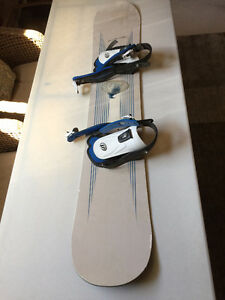 Snow Board + Boots